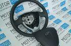 Заводской руль нового образца с заглушкой для Лада Приора, Калина 2 Фото № 4