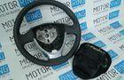 Заводской руль нового образца с заглушкой для Лада Приора, Калина 2 Фото № 3