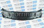 Решетка радиатора хром 4 лопасти на Лада Приора 2, SE Фото № 9