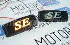 LED желтые повторители поворотника Sal-Man Черные с надписью SE на ВАЗ 2108-21099, 2110-2112, 2113-2115, Лада Калина, Приора, Гранта Фото № 3