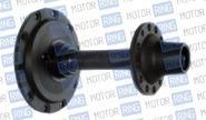 Вал ведомой шестерни колесного редуктора усиленный для УАЗ