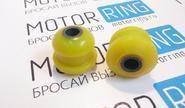 Сайлентблоки переднего шарнира желтые на ВАЗ 2108-21099, 2113-2115, Лада Калина, Приора