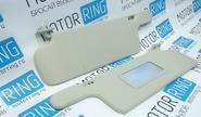 Солнцезащитные козырьки с зеркалом на ВАЗ 2108-21099, 2113-2115