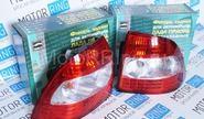 Светодиодные задние фонари Тюн-Авто SE (диодный стоп-сигнал) на Лада Приора