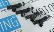 Комплект форсунок bosch 502 на ВАЗ 2110-2112, Лада Нива 4х4