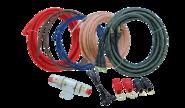 Провода и прочие комплектующие