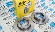 Тормозные диски asp 2121 (невентилируемые)