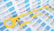 Растяжка передних стоек Политех-Авто с дополнительной опорой на инжекторные 8 кл ВАЗ 2108-21099, 2113-2115