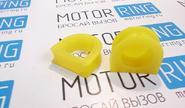 Опоры рулевой рейки старого образца желтые на ВАЗ 2108-21099, 2110-2112, 2113-2115