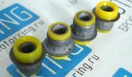 Сайлентблоки верхнего рычага ss20 желтые для ВАЗ 2101-07