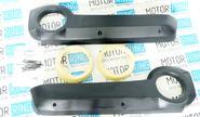 Пластиковые подиумы под 16 см динамики на передние двери Лада Приора