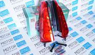 Дополнительные диодные фонари нового образца Тюн-Авто на Лада Ларгус
