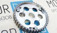 Шестерня разрезная ГРМ (алюминиевая ступица) с маркерным диском на 8 кл ВАЗ 2108-21099, 2110-2112, 2113-2115, Приора, Калина