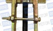 Съемник 2-х лапый раздвижной со стяжкой 75 мм «Техмаш» 12609