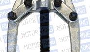 Съемник 2-захватный поворотный мини 60х50мм td0822 «garage» 483