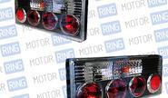 Задние фонари prosport rs-01162 для ВАЗ 2108-14 прозрачные, черные