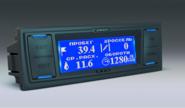 Бортовой компьютер Гамма gf 270 на Лада Приора
