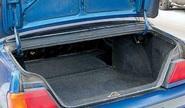 Штатный ковер багажника для ВАЗ 21099, 2115