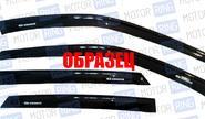 Дефлекторы (ветровики) дверей anv на ВАЗ 2111, Лада Приора универсал