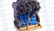 Двигатель 11194-1000260 в сборе на Лада Калина