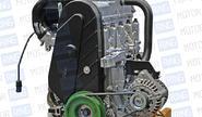 Двигатель 21114-100026080 в сборе на Лада Калина, ВАЗ 2108-21099, 2110-2112, 2113-2115