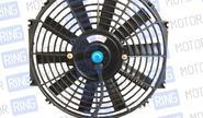 Вентилятор электрический 10 дюймов, черный