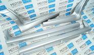 Внешние пластиковые накладки порогов в цвет на ВАЗ 2114, 2115
