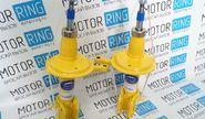 Стойки передние в сборе damp для ВАЗ 2108-15, 2110-12 (занижение -50)