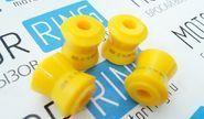 Втулки реактивной тяги ss20 желтые большие для ВАЗ 2101-07