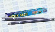 Шток заднего амортизатора ss20 для Лада Приора, Калина, ВАЗ 2108-21099, 2110-2112, 2113-2115