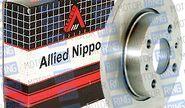 Тормозные диски allied nippon 2108 (r13, невентилируемые)