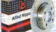 Тормозные диски allied nippon 2112 (r14, невентилируемые)