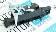 Блок управления отопителем в сборе на ВАЗ 2108-21099 с низкой или евро панелью, 2113-2115