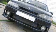 Передний бампер DM на ВАЗ 2113-2115