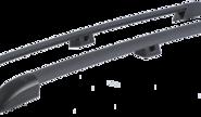 Рейлинги черные на крышу Лада Ларгус