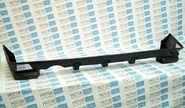 Накладка с диффузором неокрашенная на задний бампер ВАЗ 2108, 2109