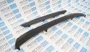 Комплект зимней защиты радиатора на Лада Гранта с бампером нового образца (заглушка на зиму)