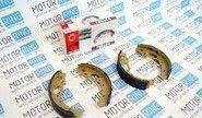 Тормозные колодки задние ferodo premier (красные) на Лада Калина, Гранта, Приора с АБС