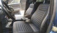 Обивка сидений (не чехлы) Квадрат экокожа на ВАЗ 2110