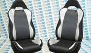 Комплект анатомических сидений VS Форсаж на Лада Калина