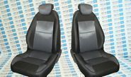 Комплект анатомических сидений VS Вайпер на Лада Калина