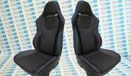 Комплект анатомических сидений VS Омега на Лада Калина