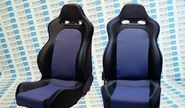 Комплект анатомических сидений VS Дельта Самара на ВАЗ 2108-21099, 2113-2115