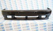 Передний бампер под ПТФ на ВАЗ 2113-2115