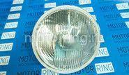 Фара (стекло+отражатель) Освар белый на ВАЗ 2101, Лада Нива 4х4