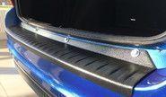 Накладка на задний бампер Тюн-Авто на Лада Гранта 2 Седан