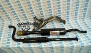 Выпускной комплект Стингер subaru sound с глушителем на 8кл ВАЗ 21099