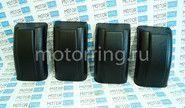 Комплект пластиковых брызговиков на Пикап ВИС 2345, 2346, 2347