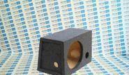Короб 74 л под сабвуфер 15 дюймов двойная стенка с фазоинвертором