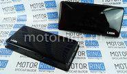 Накладки на передние фары черные ВАЗ 2105, 2107